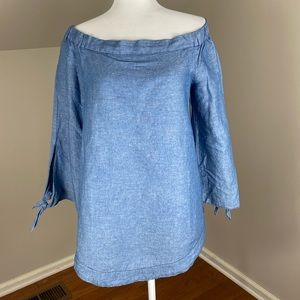 Free People Off Shoulder Tunic S